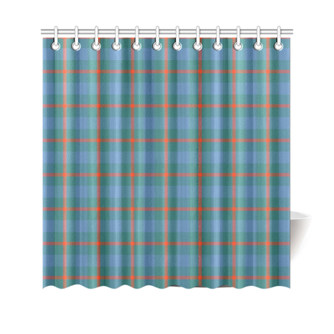 Tartan Shower Curtain - Agnew Ancient |Bathroom Products | Over 500 Tartans