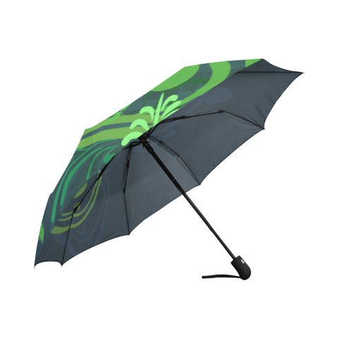 Image of Special Edition of New Zealand Fern - Fern Auto-Foldable Umbrella