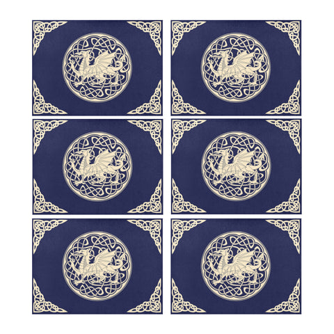 WELSH DRAGON PLACEMAT - BN02
