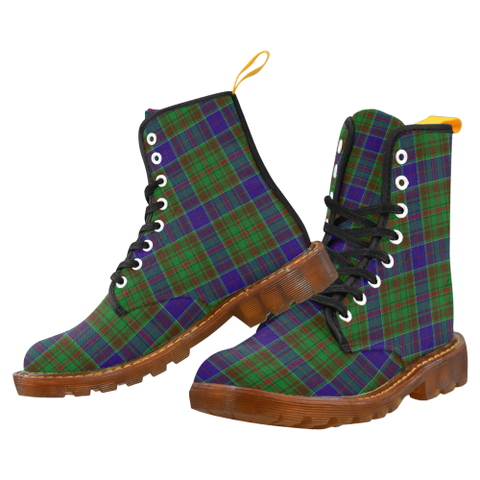 Adam Tartan Martin boots | Scotland Boots | Over 500 Tartans