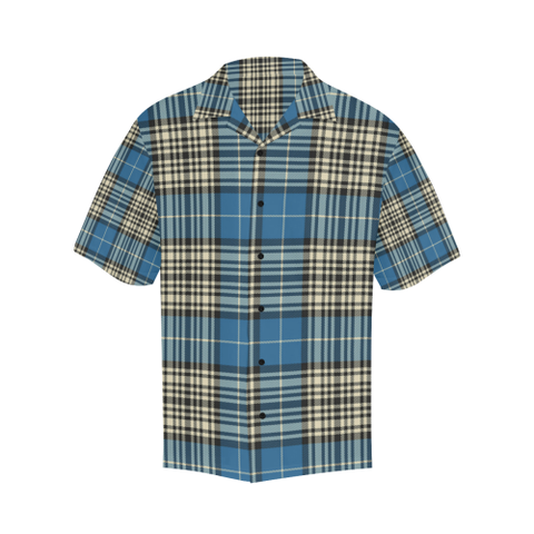 Image of Tartan Shirt - Napier Ancient Relaxed Fit Shirt | Tees For Men | Over 500 Tartans