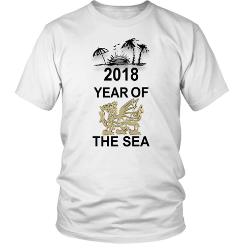 epic shores, wales t-shirts, year of the sea