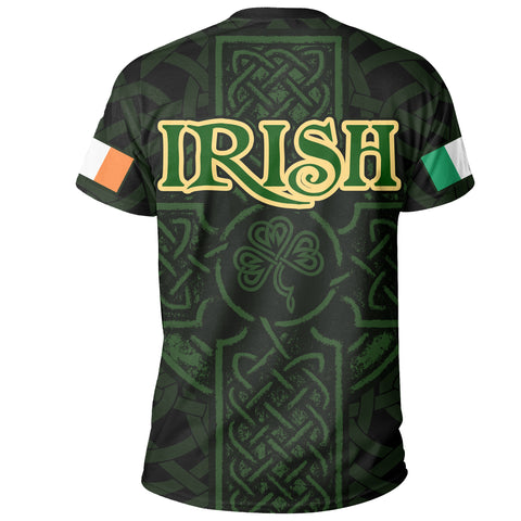 Ireland T-shirt - Irish Celtic Cross