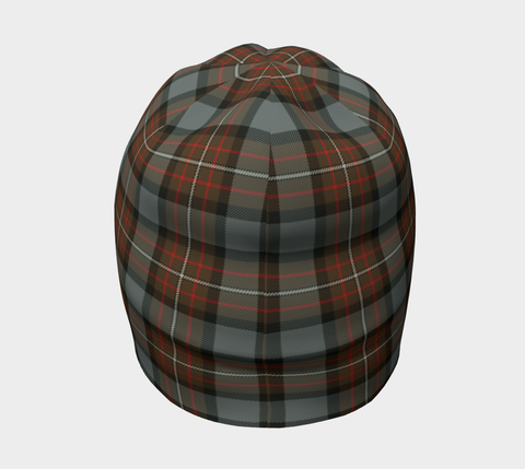 Fergusson Weathered Tartan Clan Crest Beanie Hj4
