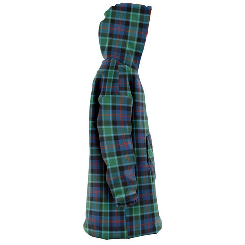 Image of MacThomas Ancient Snug Hoodie - Unisex Tartan Plaid Right