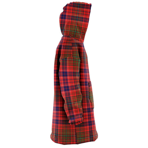 Lumsden Modern Snug Hoodie - Unisex Tartan Plaid Right
