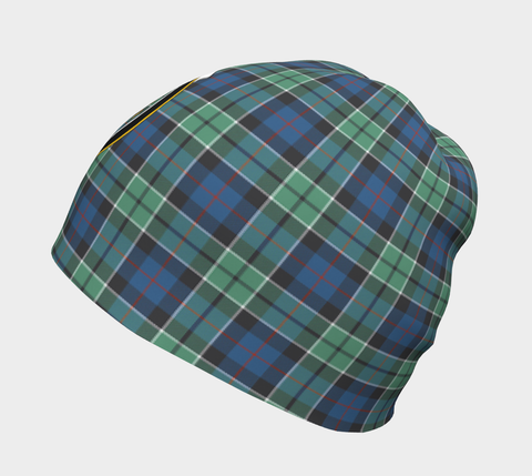 Image of Leslie Hunting Ancient Tartan Clan Crest Beanie Hj4