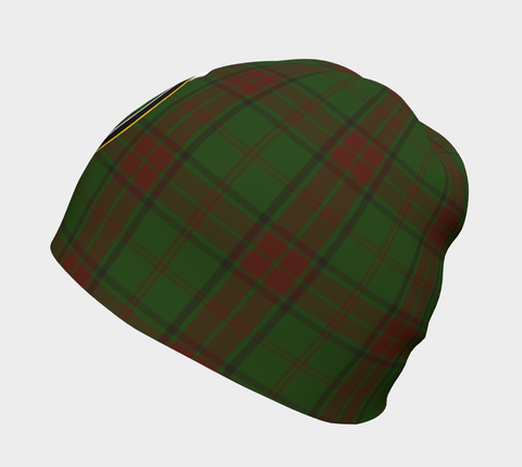Image of Maxwell Hunting Tartan Clan Crest Beanie Hj4