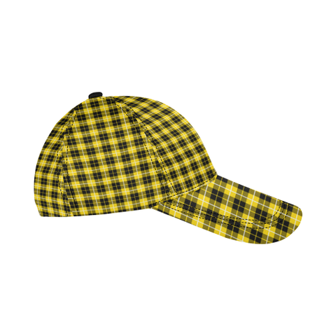 Image of Barclay Dress Modern Clan Badge Tartan Dad Cap - BN03