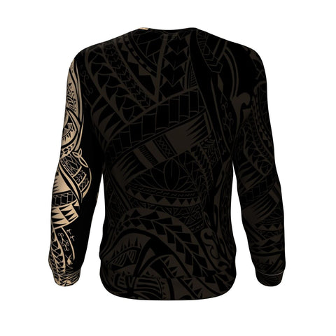Custom - Polynesian Sweatshirt Tattoo Style Version 2.0 A7