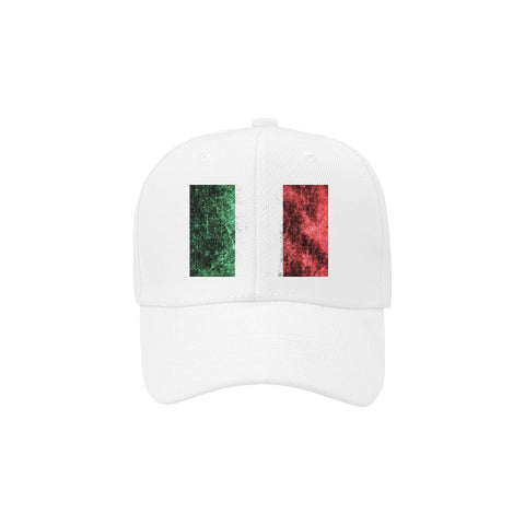 Image of ITALY 02 FLAG DAD CAP A1