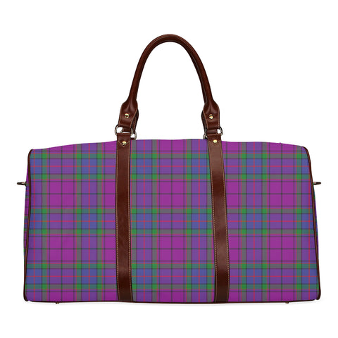 Tartan Travel Bag - Wardlaw | Scottish Travel bag | 1sttheworld