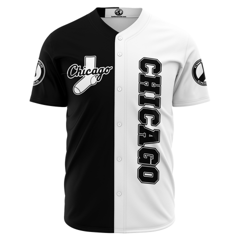 Image of Chicago Baseball Jersey K5