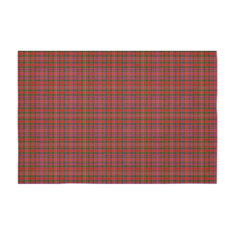 Image of MacAlister Modern Tartan Tablecloth |Home Decor