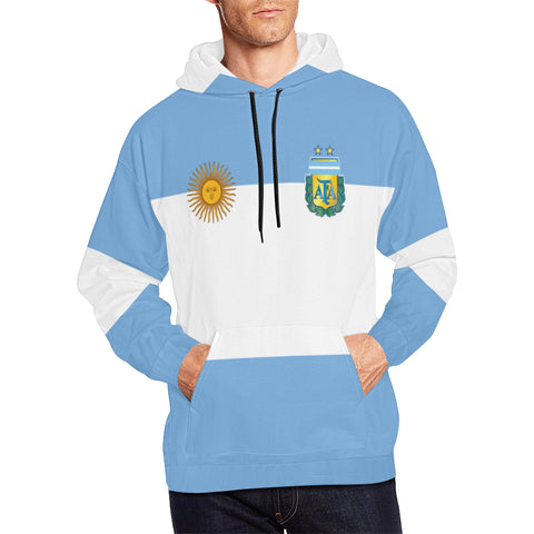 ARGENTINA WORLD CUP HOODIES D6