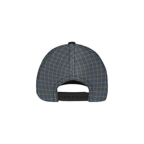 Campbell Argyll Modern Clan Badge Tartan Dad Cap - BN03