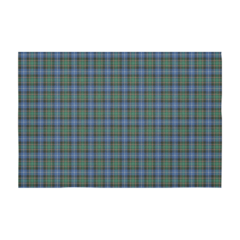 Image of MacRae Hunting Ancient Tartan Tablecloth |Home Decor