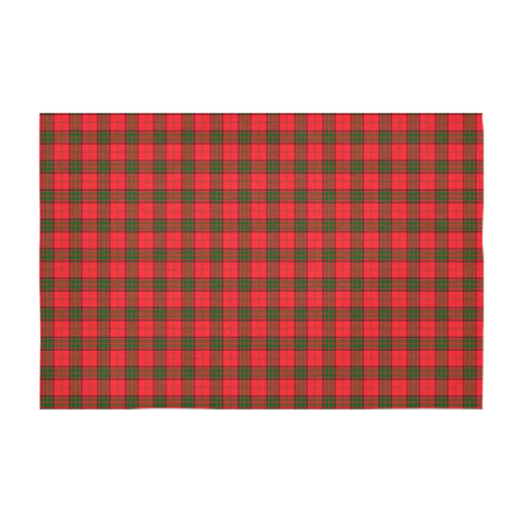 Adair Tartan Tablecloth |Home Decor