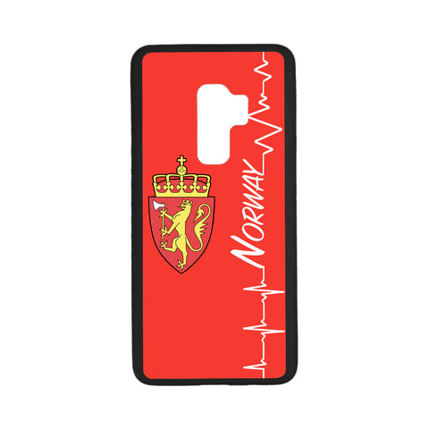 Norway Coat Of Arms Luminous Phone Case J2