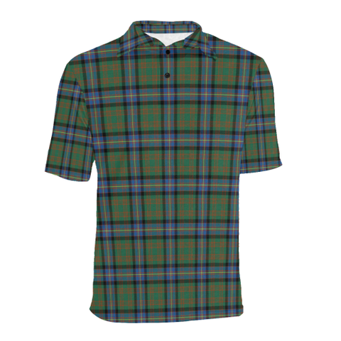 Cochrane Ancient  Tartan Polo Shirt HJ4
