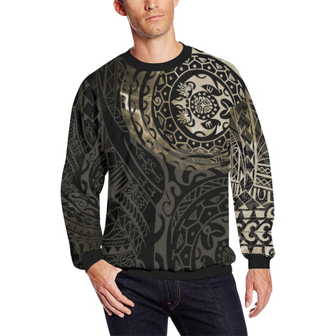 Polynesian Tattoo Style Sweatshirt New Version A7