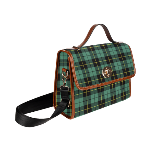 Wallace Hunting Ancient Tartan Plaid Canvas Bag | Online Shopping Scottish Tartans Plaid Handbags