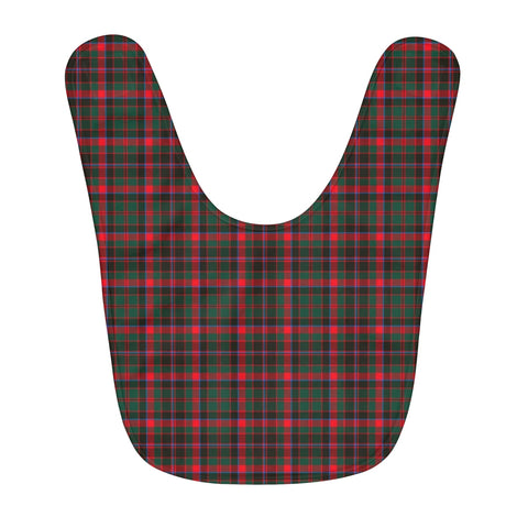 Cumming Hunting Modern Fleece Baby Bib | Kids Scottish Clothing | Bib Garment