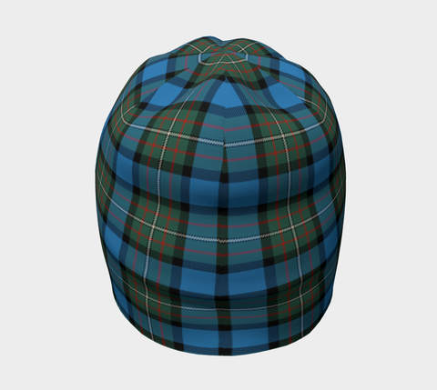 Fergusson Ancient Tartan Clan Crest Beanie Hj4