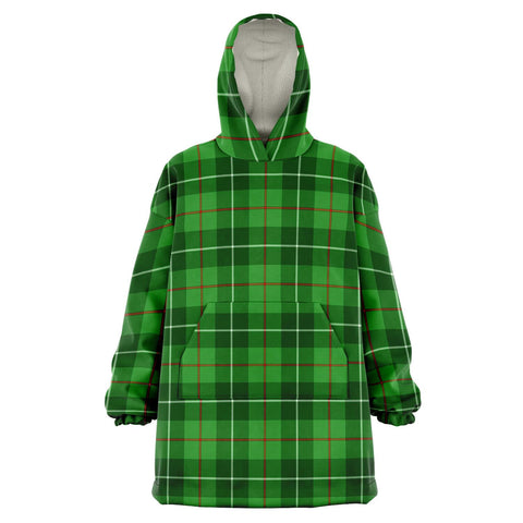 Image of Galloway District Snug Hoodie - Unisex Tartan Plaid Front