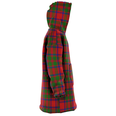 MacKintosh Modern Snug Hoodie - Unisex Tartan Plaid Right