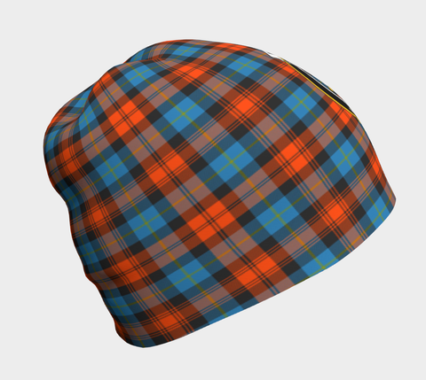 Image of MacLachlan Ancient Tartan Clan Crest Beanie