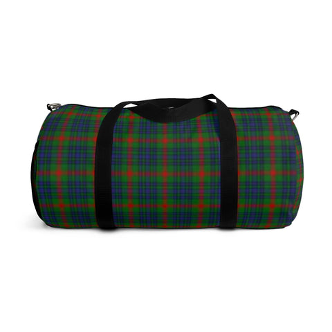 Aiton Tartan Duffle Bag - Clan Badge K18