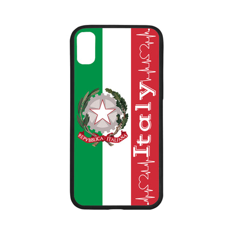 Italy Coat Of Arms Luminous Phone Case J2