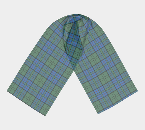 Tartan Long Scarf - Lockhart - Bn04 |Women's Clothing| 1sttheworld