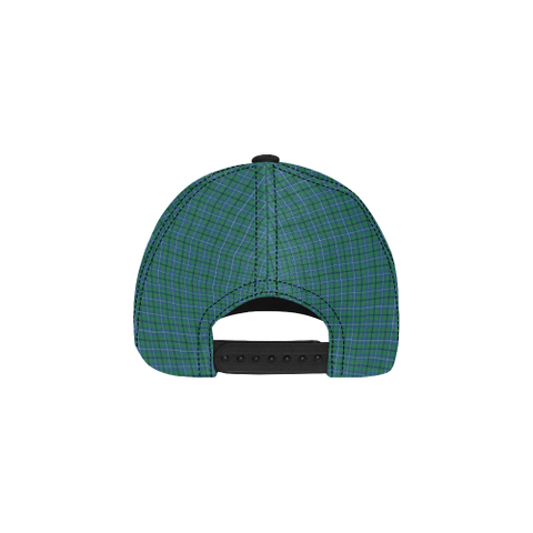 Image of Douglas Ancient Clan Badge Tartan Dad Cap - BN03