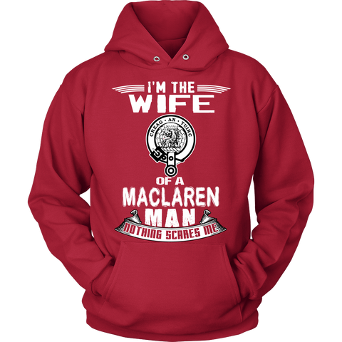 Image of WIFE OF A MACLAREN T-SHIRT C12