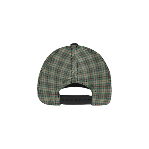 Image of Craig Ancient Clan Badge Tartan Dad Cap - BN03