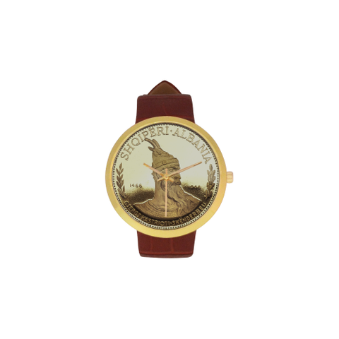 Albania watch - Albania luxury watch (500 Lekë Prince Skanderbeg) NN6