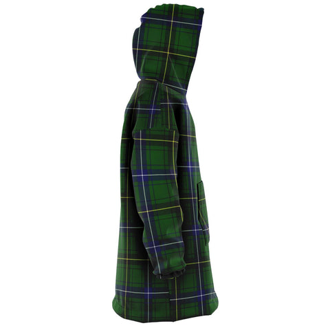 Henderson Modern Snug Hoodie - Unisex Tartan Plaid Right