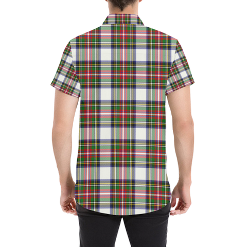 Tartan Shirt - Stewart Dress Modern | Exclusive Over 300 Clans and 500 Tartans