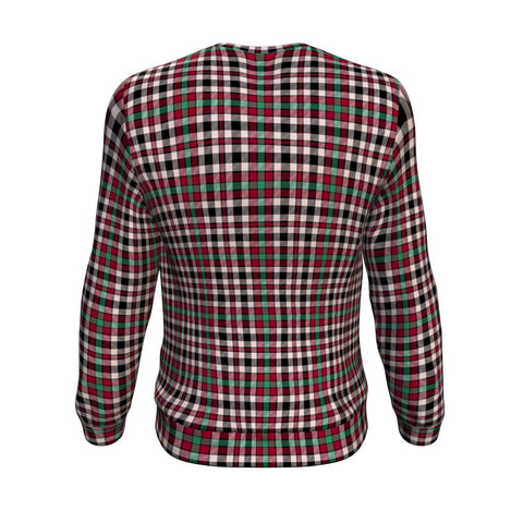 Borthwick Dress Ancient Tartan Sweatshirt