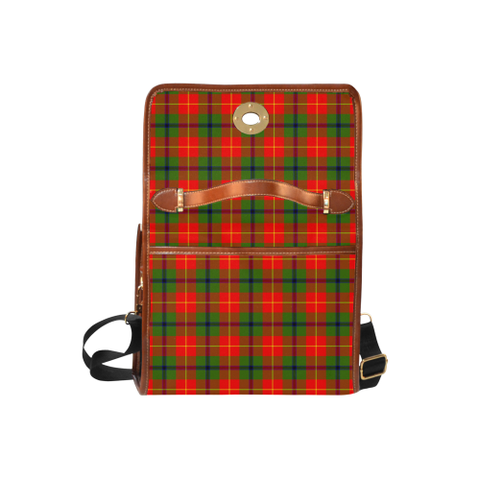 Turnbull Dress Tartan Plaid Canvas Bag | Online Shopping Scottish Tartans Plaid Handbags