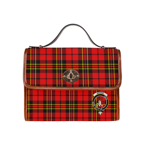 Image of Tartan Canvas Bag - Brodie Clan | Over 300 Clans | Order Online