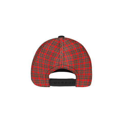 MacBain (MacBean Modern) Clan Badge Tartan Dad Cap - BN04