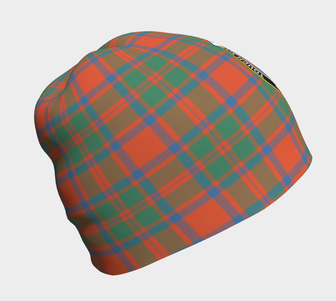 Image of MacKintosh Ancient Tartan Clan Crest Beanie