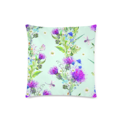 Thistle 17  Zippered Pillow Cases A1