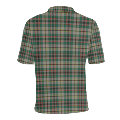 Craig Ancient  Tartan Polo Shirt HJ4