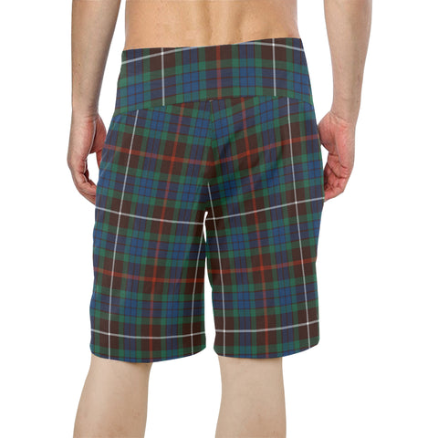 Fraser Hunting Ancient Tartan Board Shorts TH8