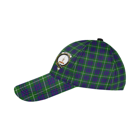 MacIntyre Hunting Modern Clan Badge Tartan Dad Cap - BN04
