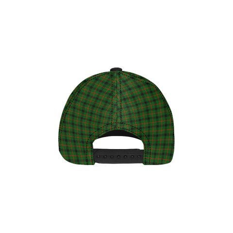 Kincaid Modern Clan Badge Tartan Dad Cap - BN03